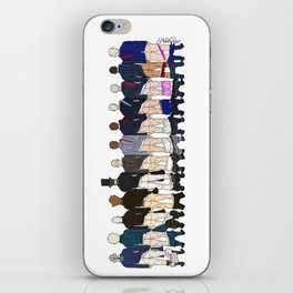 President Butts LV iPhone Skin
