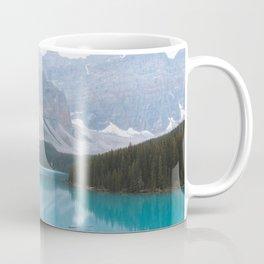 Moraine Lake reflections Coffee Mug