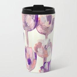 Crisp Views - Violets Travel Mug