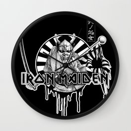"""IRON MAIDEN EXPEDITION"" Wall Clock"