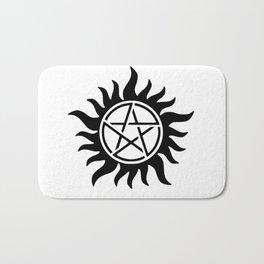 Anti-Possession Symbol Bath Mat