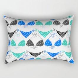Bikini Collection #2 Rectangular Pillow