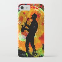 new orleans iPhone & iPod Cases featuring New Orleans  by Saundra Myles