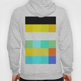 Color Bars & Squares 2A Hoody