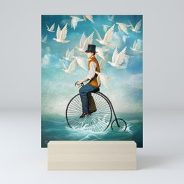 Ocean Ride Mini Art Print