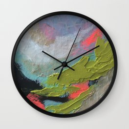 Sky Parties Wall Clock