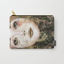 Indelicate Thorns Carry-All Pouch