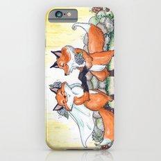 Fox Wedding  Slim Case iPhone 6s