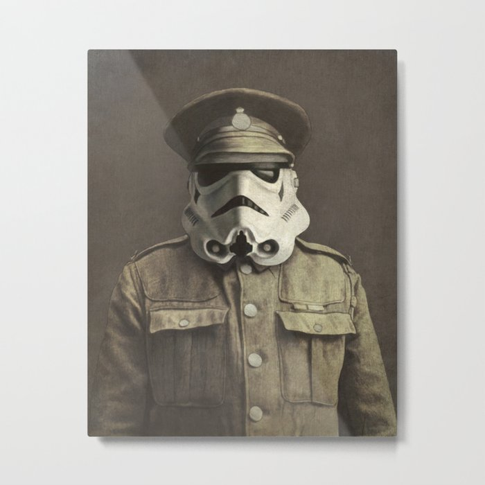 Sgt. Stormley  Metal Print