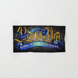 Brooklyn Tribute Hand & Bath Towel