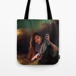 The Star Weaver Tote Bag