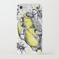 bugs iPhone & iPod Cases featuring bugs by sladja