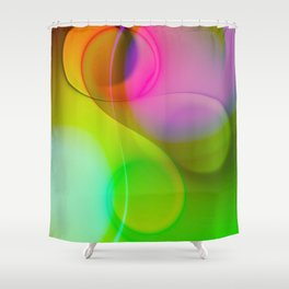 style and elegance -4- Shower Curtain