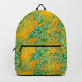 Polka Dot Plant Backpack