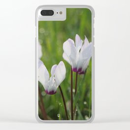 Family and Friends Clear iPhone Case