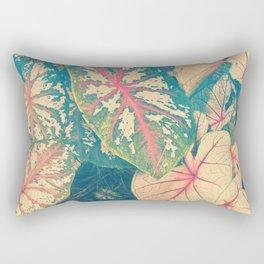 Surreal Caladium Rectangular Pillow