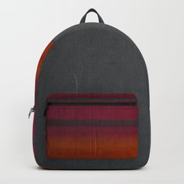 """""""Architecture, cement texture & colorful"""" Backpack"""