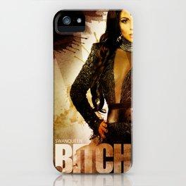 SQ B***tch iPhone Case
