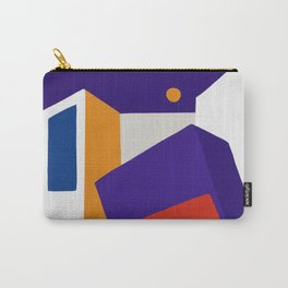 Futuristic House Carry-All Pouch