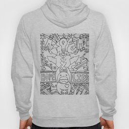 Hope and Lies Hoody