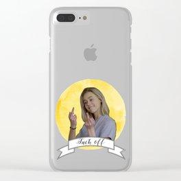 Noora - Skam Clear iPhone Case