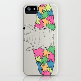 Ele iPhone Case