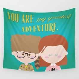 Moonrise Kingdom Wall Tapestry