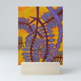 Seed Pods - Mesquite Beans Mini Art Print