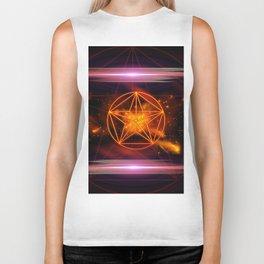 Pentagram Biker Tank
