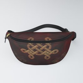 Celtic knote, vintage design Fanny Pack