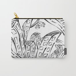 Entangled City Carry-All Pouch