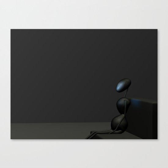 AntWoman  Canvas Print