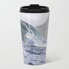 Waves at Ipanema - Rio de Janeiro Travel Mug