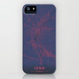 Jena, Germany - Neon iPhone Case