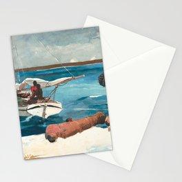 Winslow Homer's Nassau (1899) Stationery Cards