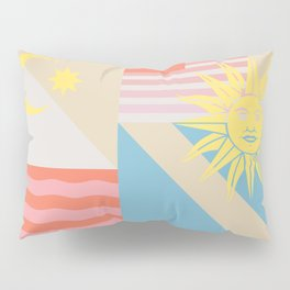 Sun & Sky Pillow Sham