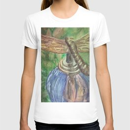Garden Party Dragonfly T-shirt