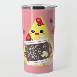 Pizza Day Travel Mug