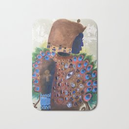 Warrior Goddess Bath Mat