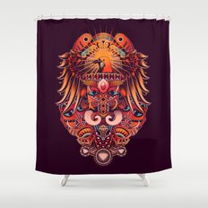 The Beauty of Papua Shower Curtain