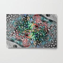Abstract_15 Metal Print