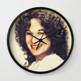 Carole King, Music Legend Wall Clock