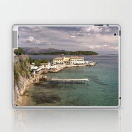 Corfu Seascape Laptop & iPad Skin