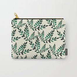 Greenery Pt 1 Carry-All Pouch