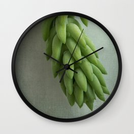 cactus in bunch Wall Clock