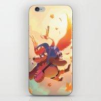 banjo iPhone & iPod Skins featuring Banjo Kazooie by Felo