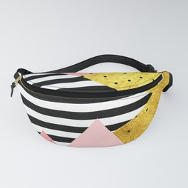 fall abstraction #5 Fanny Pack