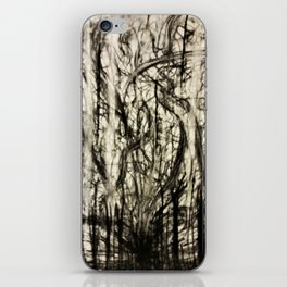 Lost in a Chaos Forest iPhone Skin