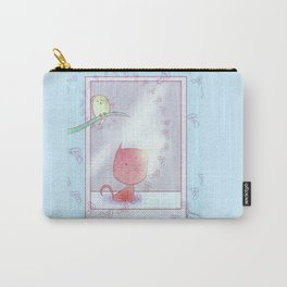 Beautiful Singing Carry-All Pouch
