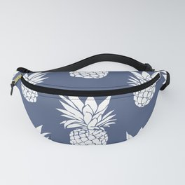Pineapple Blues Fanny Pack